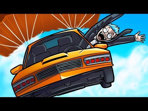 CAR DART SPECIAL!! - GTA5 Funny Moments Races (Grand Theft Auto 5 Gameplay)