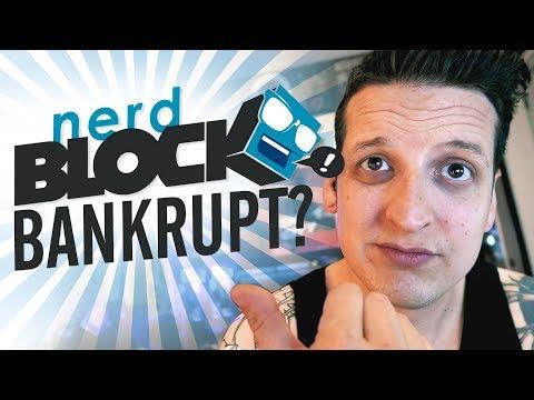 Nerdblock Bankrupt?