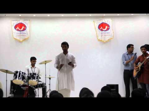 Krish Singing Second Show - Thithithara (Avial)