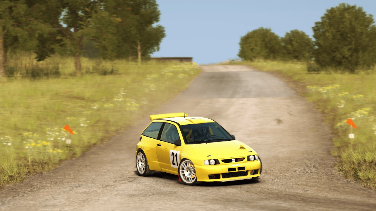 dirt rally seat ibiza kit car germany youtube. Black Bedroom Furniture Sets. Home Design Ideas