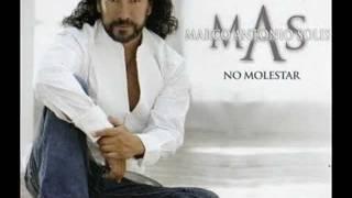 **ANTES DE QUE TE VAYAS**  **MARCO ANTONIO SOLIS**
