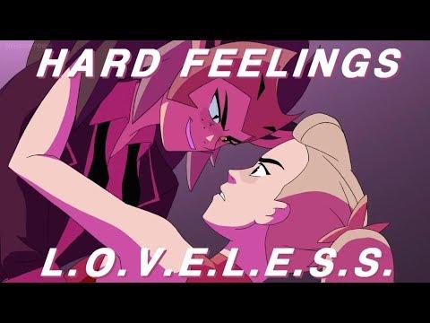 hard feelings/ loveless    catradora mv