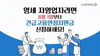 긴급 고용안정지원금, 월 50만 원×3개월, 총 150…