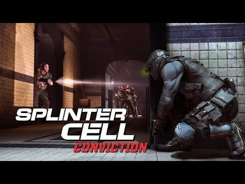 Splinter Cell Conviction Gameplay On Android