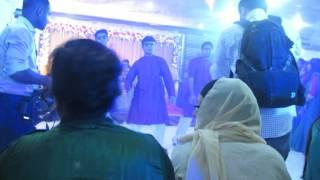 Holud Performance for Zerine and Evan Bhaiya