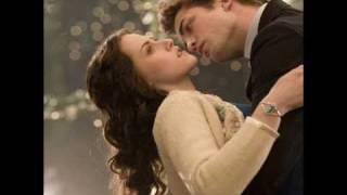 Twilight Bella and Edward piano music video