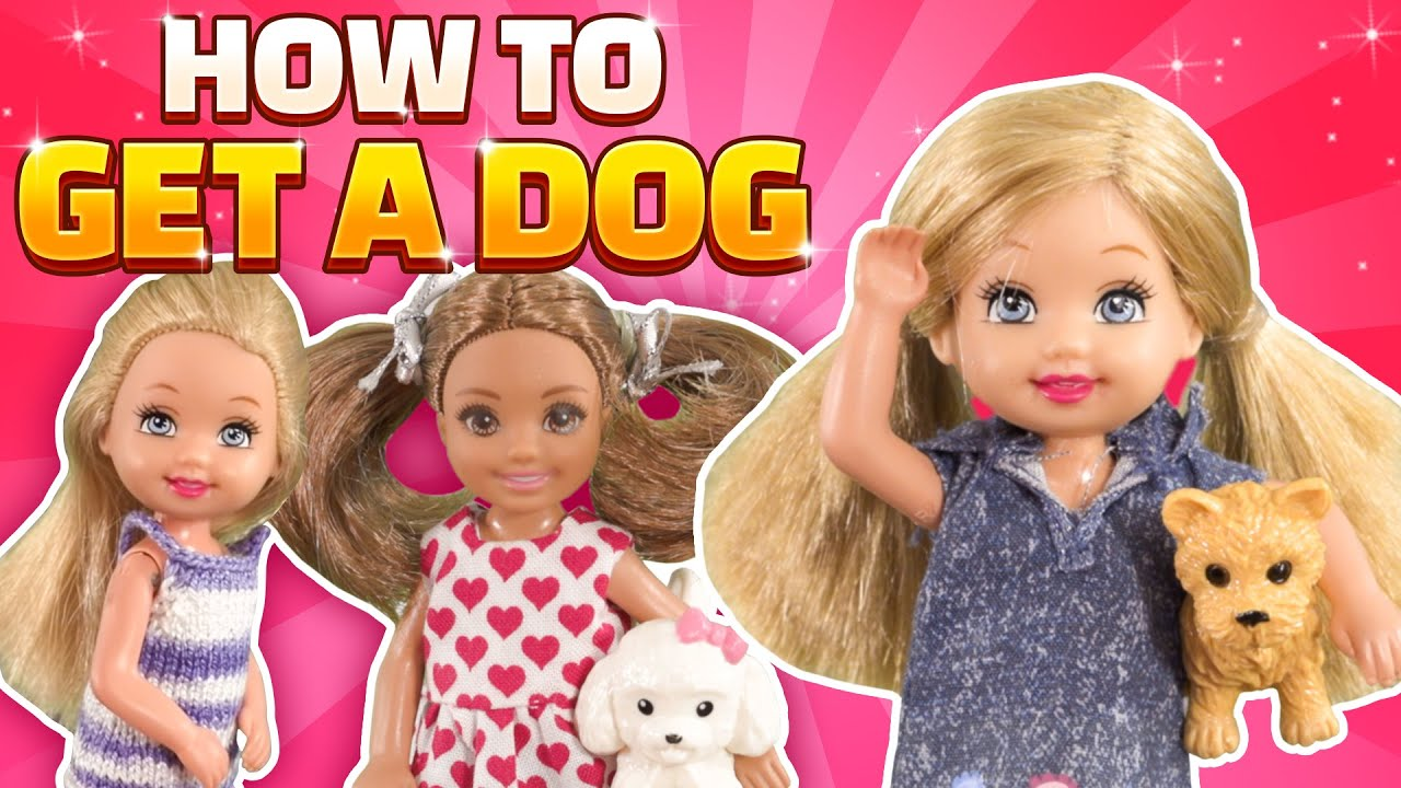 Barbie - How To Get a Dog | Ep.314