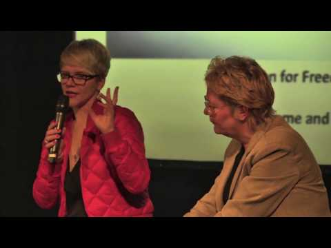 Women for Freedom - one Year after Cologne/ Kolek and Brix Discussion/ Part 3/3