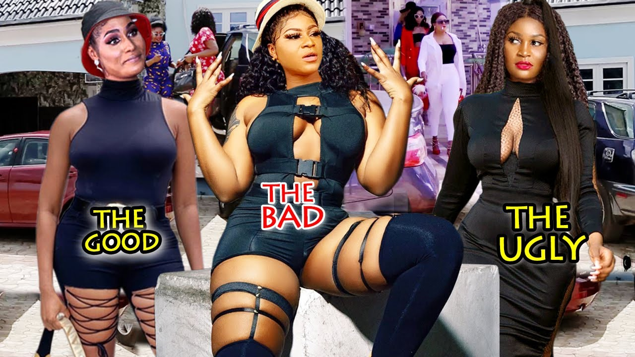 Download THE GOOD THE BAD & THE UGLY COMPLETE MOVIE (Destiny Etiko/OnnyMicheal) 2020 Latest Nigerian Movie