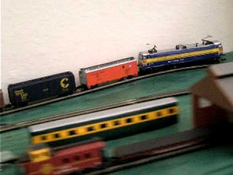 Indian railways Electric Locomotive - YouTube