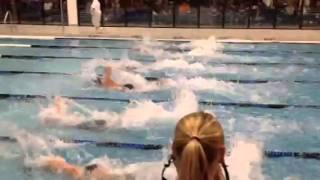 NHS swim 2016 MN boys 50 free