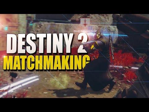 destiny 2 matchmaking