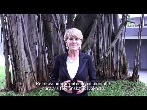 Kedubes Australia Jakarta menangi Indonesia Property Awards 2016