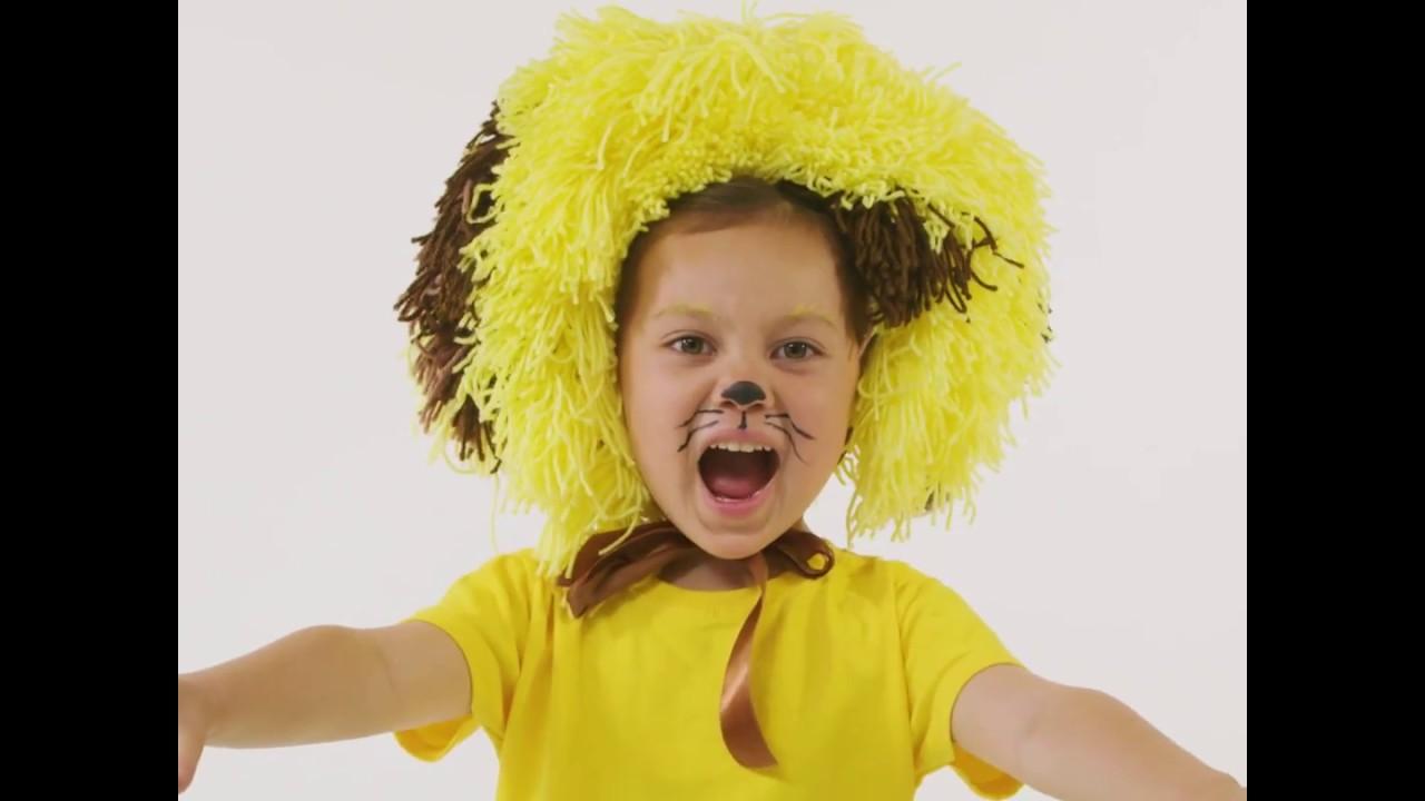 How to make a lion mane easy lion costume snazaroo youtube how to make a lion mane easy lion costume snazaroo solutioingenieria Gallery