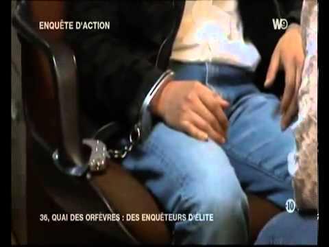 Documentaire    36 quai des Orfevres des enqueteurs d'elite