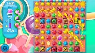 Candy Crush Soda Saga Level 1145 ★★★ Coloring Candy Fun The Highest Score
