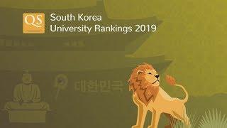 Meet South Korea's Top 10 Universities 2019