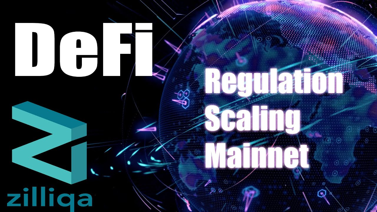 ZILLIQA - The DeFi KING.  Does any other project have Mainnet, Scaling, Stablecoins and REGULATION?