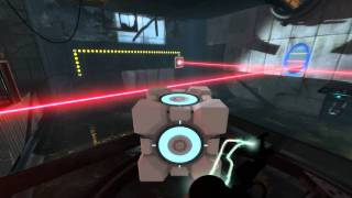 Portal 2 Gameplay PC Chapter 2 MAX SETTINGS HD