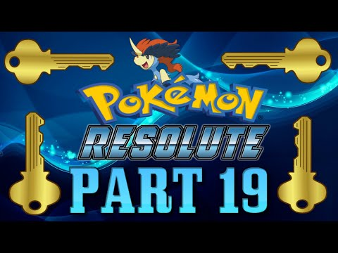 Pokemon Resolute Walkthrough Part 19: How To Find The 4 Keys!