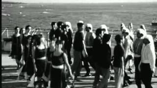Israeli folk dance & music - Debka Rafiach - (live in France, 1968)