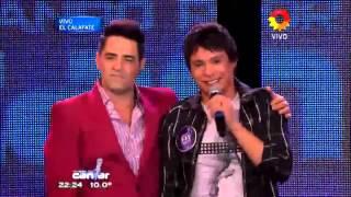 Soñando por cantar  - Franco, un artista en El Calafate