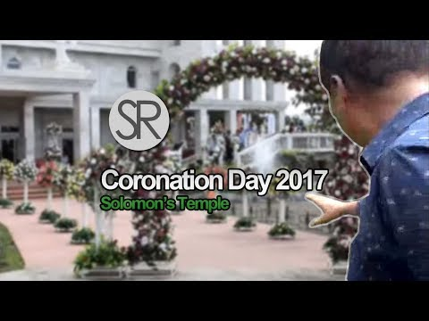 SR : Coronation @ Solomon's Temple - 2017 [13.10.2017]