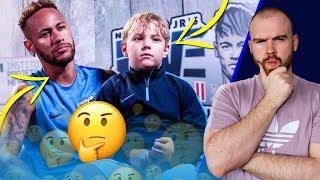 Почему сын НЕЙМАРА НЕ ПОХОЖ на отца Другой Футбол Илья Рожков