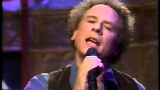 Art Garfunkel - Bridge Over Troubled Water - Live 1993