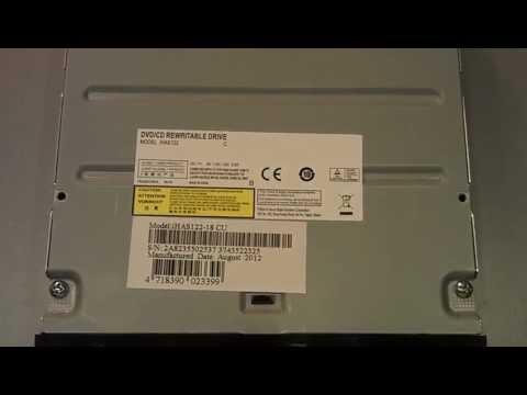 Lite-On iHAS122 Driver for Windows 10