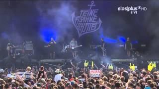 Feine Sahne Fischfilet - Komplett im Arsch  live at Rock am Ring 2015 RaR