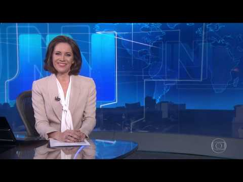 Jornal Nacional: PANTANAL o bioma mais preservado do Brasil