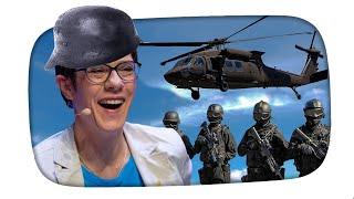 Wie Deutschland verarscht wird... AKK als Verteidigungsministerin - Kuchen Talks #406