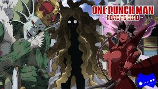 OPM | AMAZING PVE STRATEGY??? | One Punch Man Road to Hero