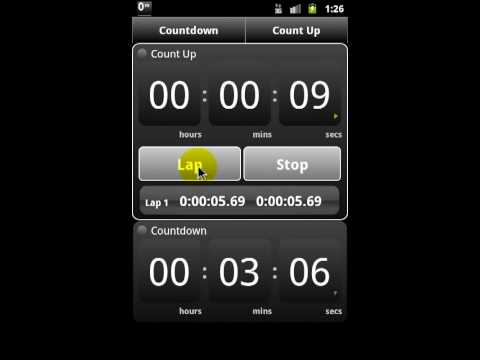 StopWatch & Timer Plus - app for Android