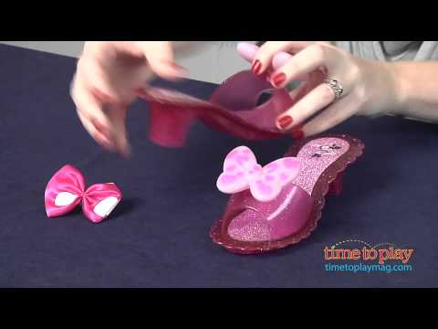 Minnie Mouse Bow Tique Twinkle Bows Light Up Shoes From