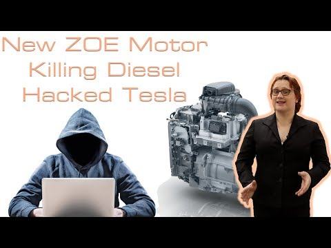 Updated ZOE EV, Porsche Kills Diesel, Tesla Gets Crypto-Hacked, -  TEN Episode 198