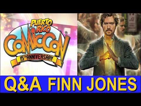 Finn Jones @ Puerto Rico Comic Con 2017