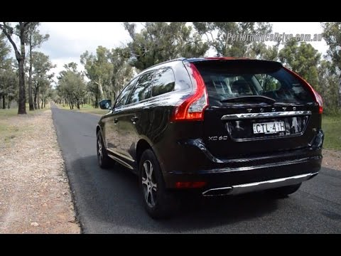 2015 volvo xc60 t5 8spd 0 100km h engine sound youtube. Black Bedroom Furniture Sets. Home Design Ideas