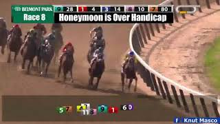 Announcer Goes NUTS: -FUNNIEST HORSE RACE CALL EVER