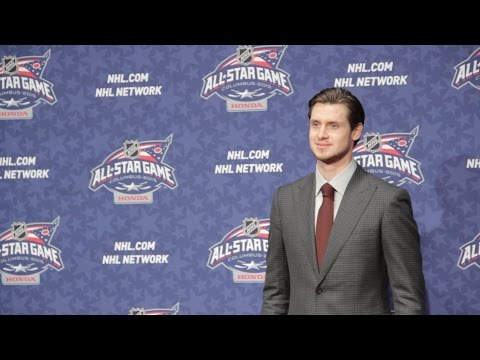 Oliver Ekman-Larsson's 1st NHL All-Star Weekend