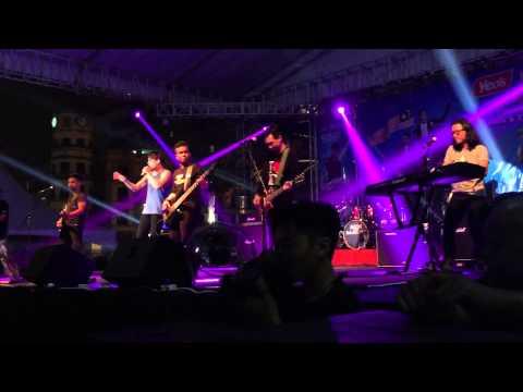 #Sisaku ~ Akim & The Majistret at Konsert Patriot, Kuching Sarawak