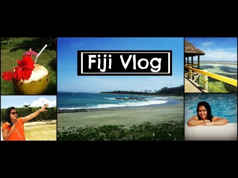 Travel Vlog | Trip to Fiji  2016
