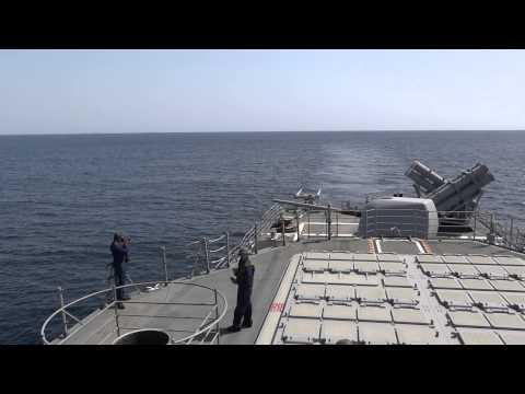 The Second Best Job in the U.S. Navy