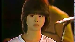 Seiko Matsuda - Let it Be - Rehearsal - 松田聖子 リハーサル& 風は秋色