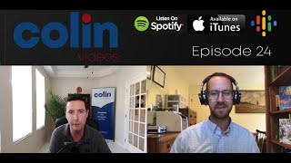 Colin Videos 24: Dave Holmans journey from Bolivia to building a 100+ unit portfolio.