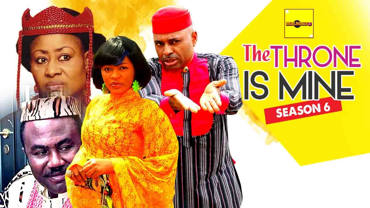 Download The Throne Is Mine 6 - Nigerian Nollywood Movies
