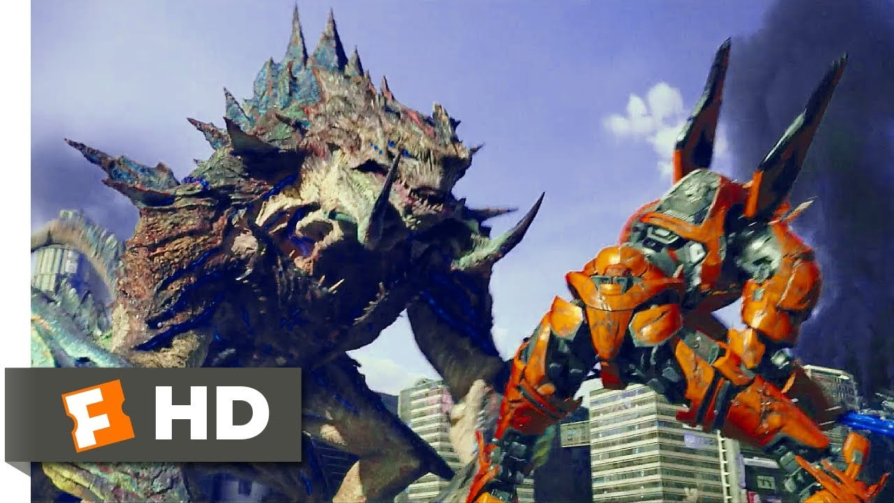 Download Pacific Rim Uprising (2018) - Mega-Kaiju Violence Scene (9/10) | Movieclips