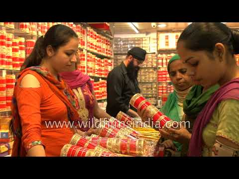 Indian Bridal Bangles Or Chooda For Sale In Punjab