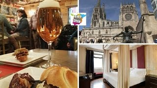 The ultimate food tour: tapas bar crawl in Burgos, Northern Spain